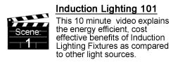 induction lighting 101
